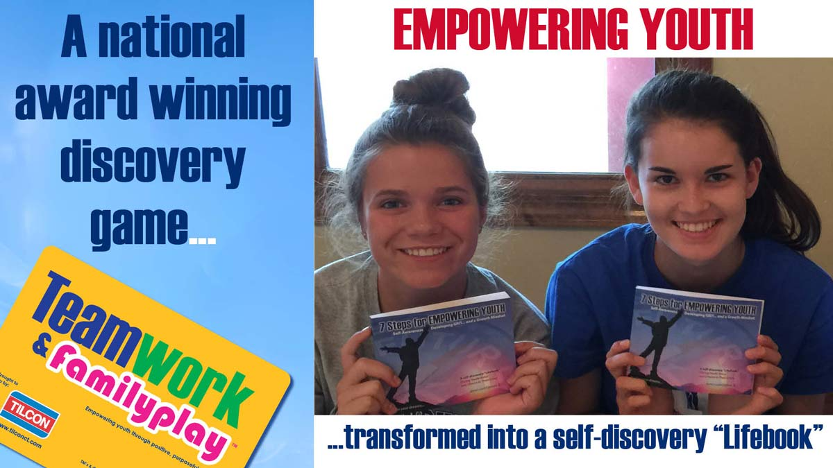 Sparking AHA Moments Dreaming BIG Dreams discovery game and self-discovery life book