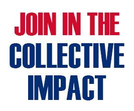 Join in the Collective Impact. Giving Back Realizing Dreams Rewards.