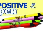 Positive Pen™ By GivaGeta Smiles™