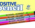 Positive Pencil™ By GivaGeta Smiles™