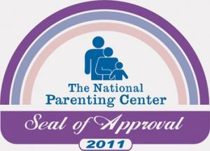 Teamwork and FamilyPlay™ earned the 2011 The National Parenting Center Seal of Approval