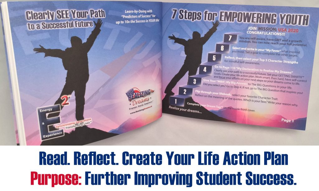 7 Steps for EMPOWERING YOUTH improving student success and outcomes