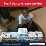 Teamwork and FamilyPlay activities perserverance and grit