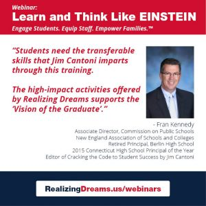 Learn and Think Like Einstein webinar