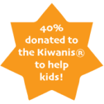 40% donated to the Kiwanis to help kids! Strengthen Familes 12 Positive, Purposeful, Play-filled activities. Best game to engage families. Teamwork and FamilyPlay™ by www.RealizingDreams.us Call 414.EMPOWER (414.367.6937)